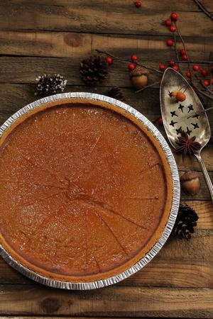 american dessert: Pumpkin Pie Thanksgiving day dessert American food Pi day
