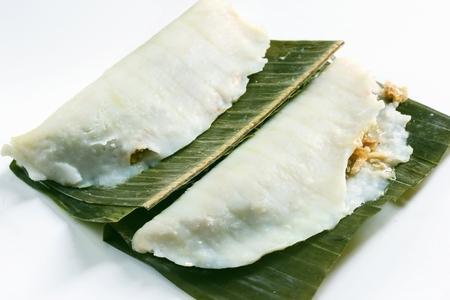 Ila Ada / Rice Dumplings in banana leaves- Traditional Kerala Breakfast