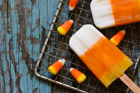 Halloween snoep maïs ijs
