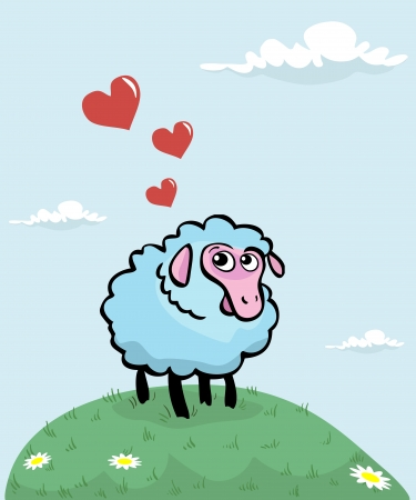 clumsy: Sheep