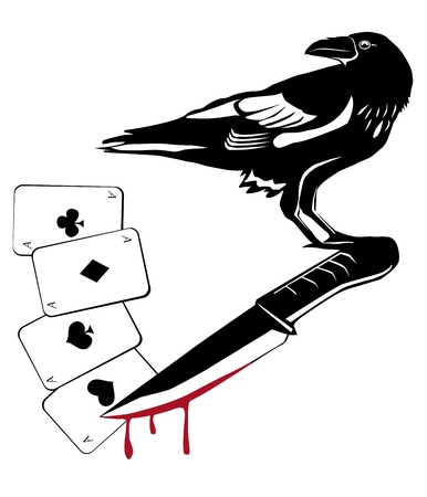 flush: Royal flush playing cards