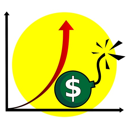 changes in equity: Rising dollar