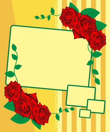 Vintage roses seamless pattern. Sketchy illustration. Abstract background.  Vector