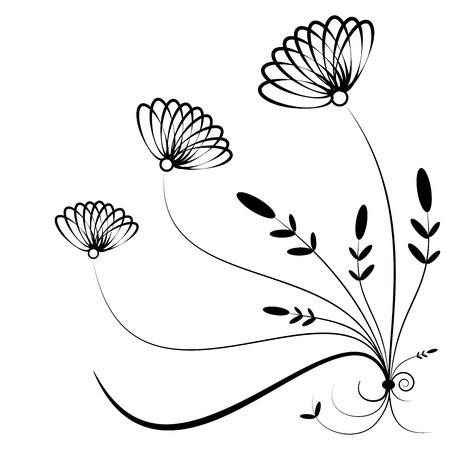 decode: Floral design element
