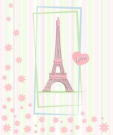 frenchwoman: Card for a Declaration of Love.