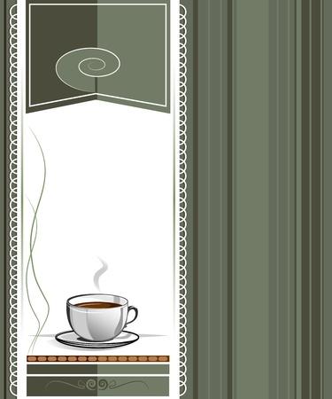 coffeehouse: Menu for cafe, bar, restaurant, coffeehouse