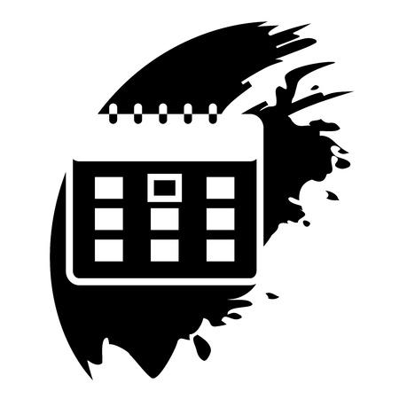 Calendar organizer - Vector Stock Vector - 21535305