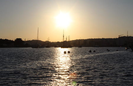 waterfront property: Sliema Harbor, Malta