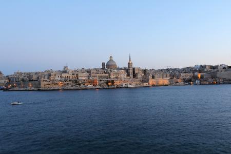 Valletta, Panoramic View, Malta