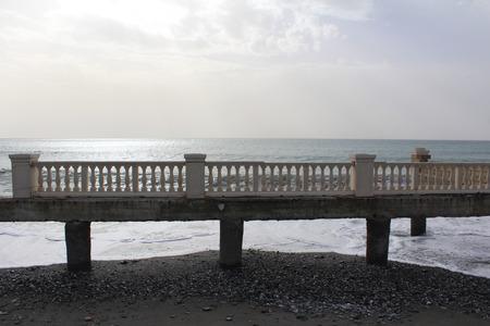 Tsunami Disaster Zdjęcie Seryjne - 81404287