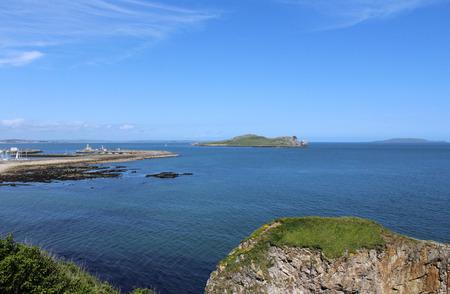 Beautiful Sea, Howth Reklamní fotografie
