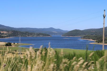 Mountain Lake Reklamní fotografie