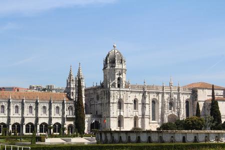 tagus: Jeronimos Monastery, Mosteiro dos Jeronimos, Lisbon, Portugal