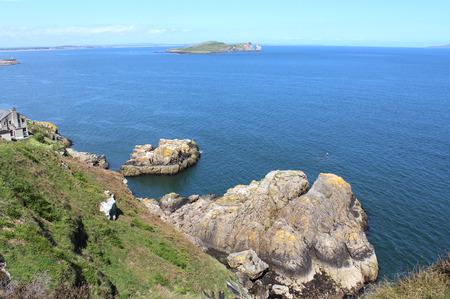 pleasing: Beautiful Sea, Howth, Dublin Bay, Ireland