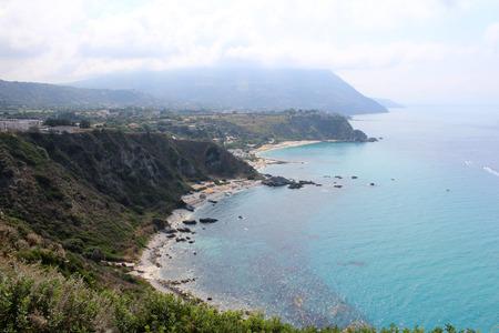 Sea, Coastline and Cliff Reklamní fotografie