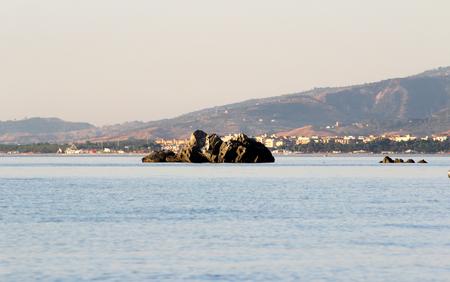 Sea, Big Rocks