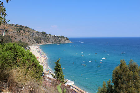 Sea and Coastline, Caminia, Calabria, Catanzaro
