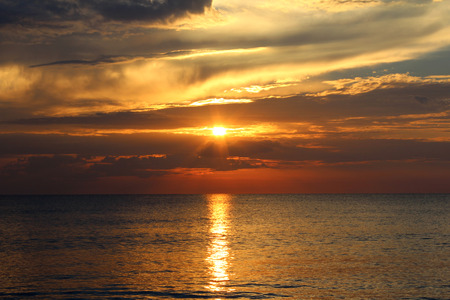 the silence of the world: Sea Sunset, Beautiful Natural Scenes