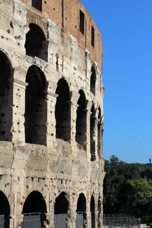 Colosseum, Coliseum, Flavios Theater, Rome, Italy
