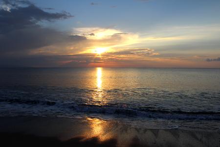 Sea Sunset, Beautiful Natural Scenes