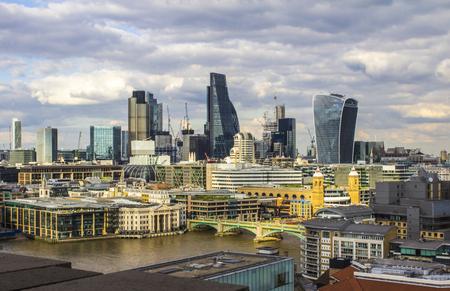 Business Buildings, London