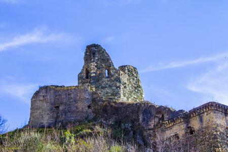 Old Normans Castle, Lamezia Terme Reklamní fotografie