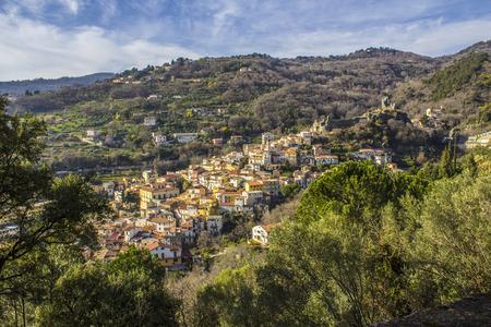 오래 된 노먼의 성 및 중세 도시, Lamezia Terme