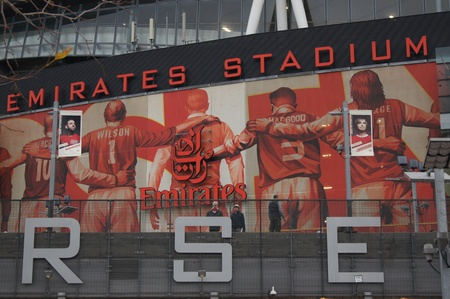 premier league: Emirates Stadium Home to Arsenal Football Club
