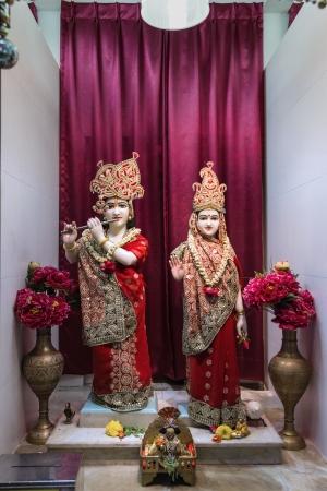 vedas: Lord Krishanji of Sri Lakshminarayan Temple in Singapore, a place of faith, devotion, worship, love, peace and harmony
