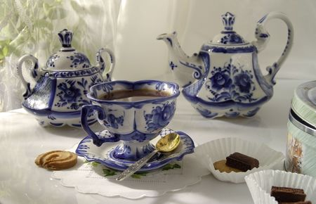 time for tea photo