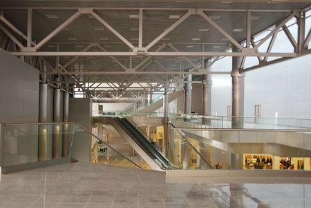 modern urban interior Stock Photo - 2655891