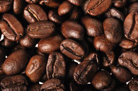 stimulator:  coffee beans background  close up
