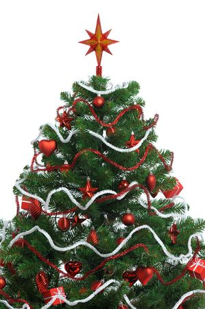 decorated Christmas tree  Stock Photo - 6862041