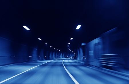 highway tunnel photo