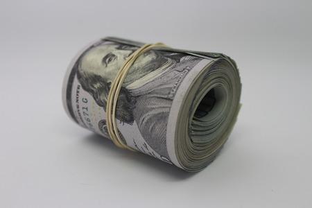 bundle of money