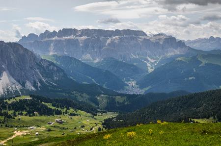 alto adige: Walk through the mountains, Trentino Alto Adige, Italy