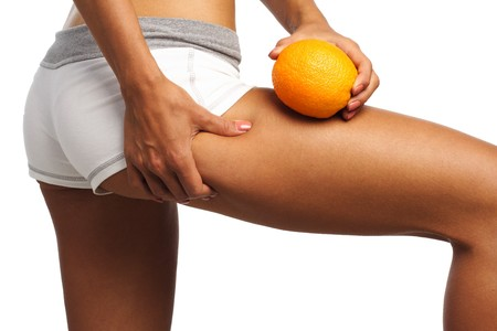 perfect womans bum and legs Stock Photo - 7732648