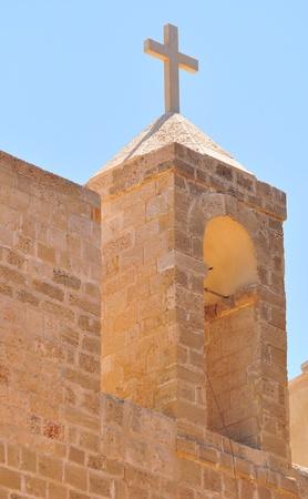 yaffo: Cruz. Antiguo Jaffa.
