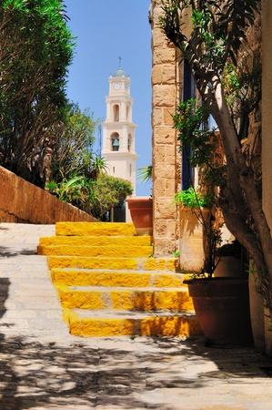 yaffo: Antiguo Jaffa. Israel.