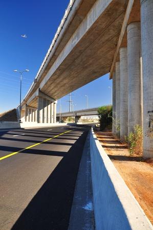 Highway 4. Israel.