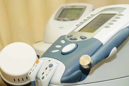 Medical appliances for physiotherapy treatment