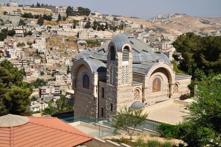 Church of Saint Peter in Gallicantu  Jerusalem  Israel