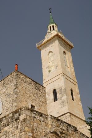 ein: Church of St John the Baptist  Ein Kerem  Jerusalem