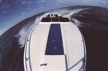 adrenaline: Adrenaline Boat!