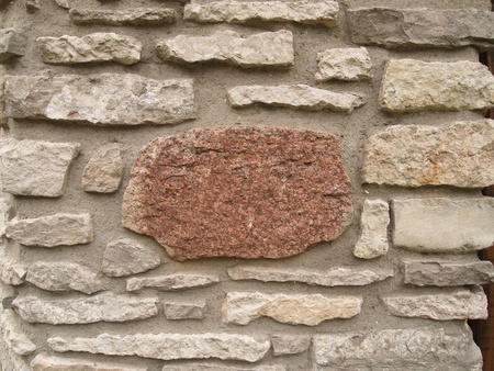 siervo: Piedra por la que se