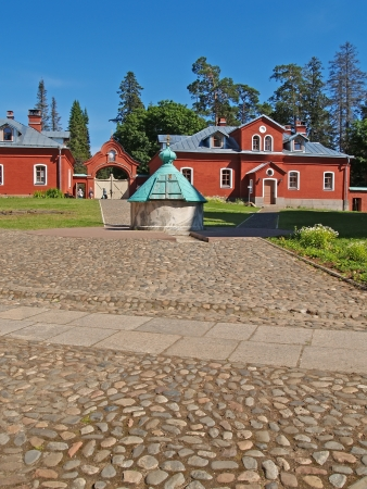 Voskresensky monastery of the Valaam monastery photo