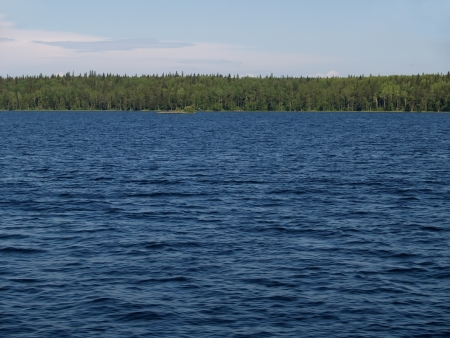 onega: Lake Onega, Russia