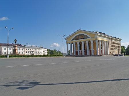 dramas: Petrozavodsk  Area of Kirov