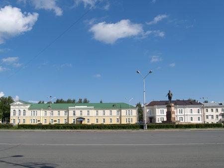 kirov: Petrozavodsk  Area of Kirov