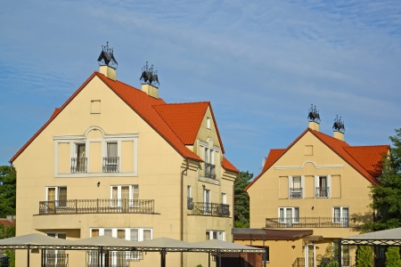 Guest houses in the Kaliningrad region, Russia